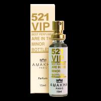 Perfume Amakha 521 VIP - 212 VIP