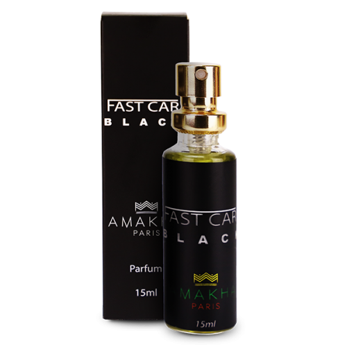 Perfume Amakha Fast Car Black - Ferrari Black
